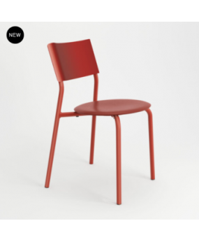 Chaise SSDR Rouge Tomette
