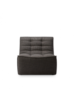 N701 Fauteuil Anthracite