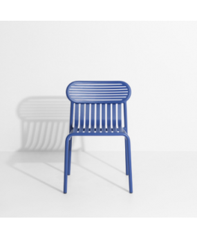 Chaise Week-end Bleu