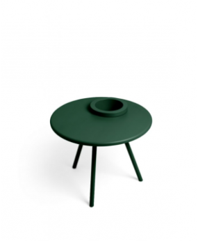 Bakkes Table d'apoint Emerald