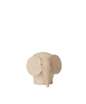 Nunu Elephant Figurine Mini