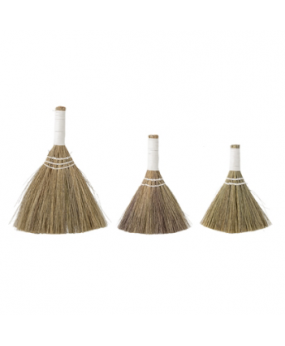 Broom set de 3 nature