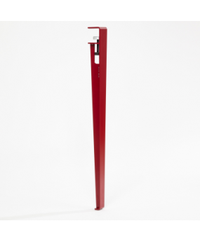 Pied de Table 75cm Rouge...