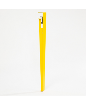 Pied de Table 75cm Jaune...