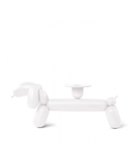 Can-Dog Bougeoir Blanc
