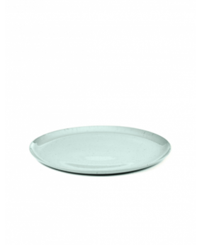 ASSIETTE ML D26 LIGHT BLUE