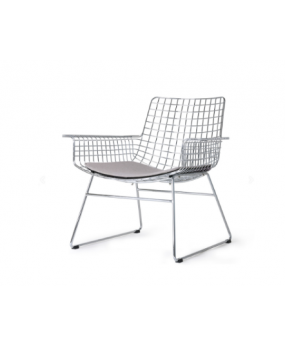 Lounge Chair With Seat Cushion