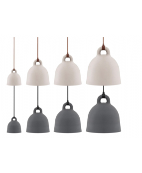 Suspension Bell XS Taupe